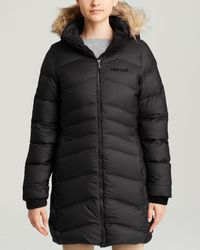 Marmot - Coat - Montreal Hooded - Lyst