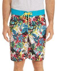 Robert Graham - Barbarito Floral Board Shorts - Lyst