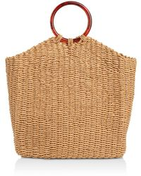 Whistles Eastway Ring Handle Tote - Multicolour