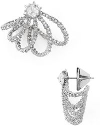 Alexis Bittar - Orbital Cuff Earrings - Lyst