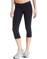 Alo Yoga - Airbrushed Capri Leggings - Lyst