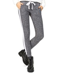 The Kooples - Striped Skinny Jogger Pants - Lyst