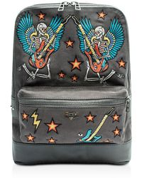 Zadig & Voltaire - Arizona Canvas Embroidered Backpack - Lyst