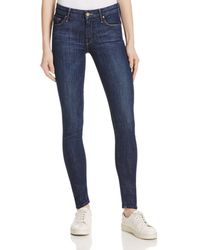 Mother - The Looker Skinny Jeans In Clean Sweep - Lyst