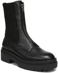 Sam Edelman Women's Winniford Zip Boots - Black