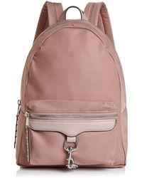 Rebecca Minkoff - Always On Mab Nylon Backpack - Lyst