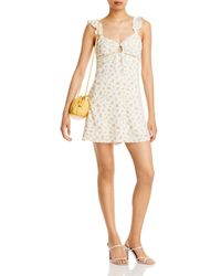 Bardot Cindy Mini Sun Dress - Multicolour