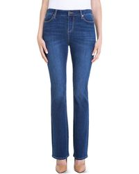 Liverpool Jeans Company - Lucy Bootcut Jeans In Lynx Wash - Lyst