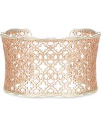 Kendra Scott Candice Cuff Bracelet - Multicolour