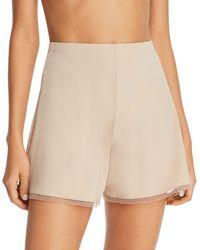 Natori Benefit Slip Shorts - Natural