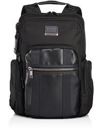 Tumi | Sheppard Deluxe Briefcase, Black | Lyst