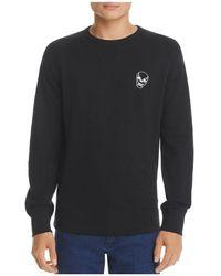 Levi's - Skull Logo Crewneck Sweatshirt - Lyst