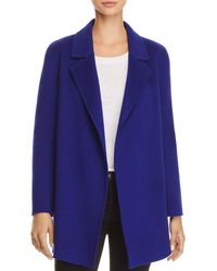 Theory - Clairene Wool & Cashmere Jacket - Lyst