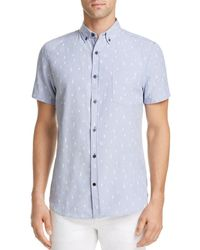 Sovereign Code - Crystal Cove Regular Fit Button-down Shirt - Lyst