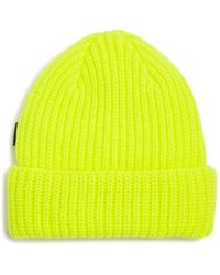 Paul Smith - Ribbed Lambswool Hat - Lyst