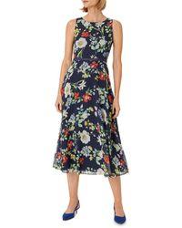 Hobbs Carly Dress - Multicolour