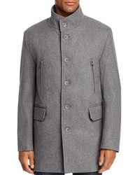 Cole Haan Melton 3 - In - 1 Top Coat - Gray