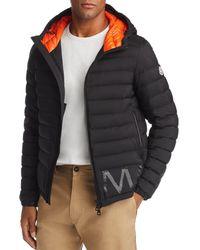 6ff914c3ea55 Lyst - Moncler Jonathan Jacket in Black for Men