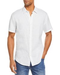 Bloomingdale's The Store At Bloomingdale's Linen Shirt - White