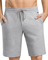 Hanro - Living Lounge Shorts - Lyst