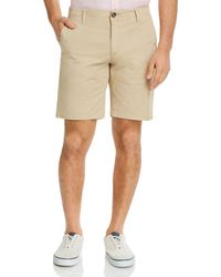 Rodd & Gunn The Peaks Cotton - Blend Over - Dyed Classic Fit Shorts - Natural