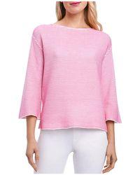 Foxcroft - Ottoman-rib Sweater - Lyst