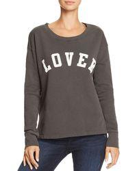Daydreamer - Lover Graphic Sweatshirt - Lyst
