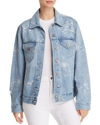 Pistola - Boyfriend Astrology Denim Jacket - Lyst