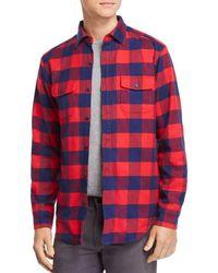 Vineyard Vines - Deepwood Buffalo-check Shirt Jacket - Lyst