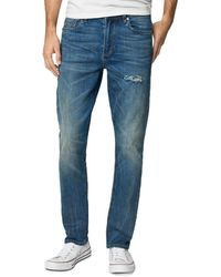 Blank NYC Wooster Slim Fit Jeans In Quick Release - Blue