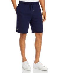 Lacoste Sport Fleece Shorts - Blue