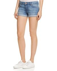 DL1961 - Renee Cutoff Jean Shorts In Somerset - Lyst