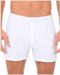 2xist - Pima Knit Boxers - Lyst