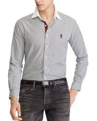 Polo Ralph Lauren - Polo Striped Classic Fit Sport Shirt - Lyst