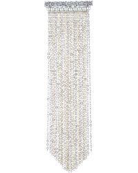Carolee Fringe Pin - Metallic