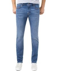 Liverpool Jeans Company Regent Relaxed Fit Jeans In Highlander - Blue