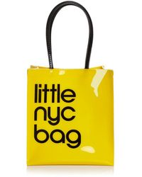 Bloomingdale's Little Nyc Bag - Yellow