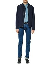 Marc New York Bowers Water Resistant Jacket - Blue