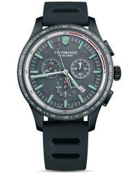 Victorinox Alliance Sport Chronograph Grey Dial Watch