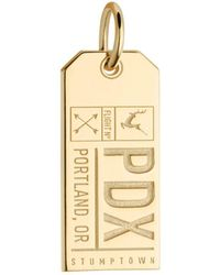 Jet Set Candy - Oregon Pdx Luggage Tag Charm - Lyst