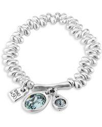 Uno De 50 Eclipse Bracelet - Metallic