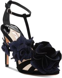 Sophia Webster Women's Jumbo Lilico 100 High - Heel Sandals - Black