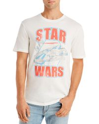 Junk Food Star Wars Graphic Tee - White