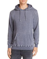 Sub_Urban Riot - Faded Hooded Sweatshirt - Lyst