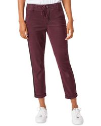 PAIGE Christy Trousers - Red