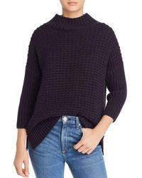French Connection - Mozart Popcorn-knit Sweater - Lyst