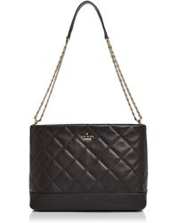 Kate Spade - Emerson Place Lorie Quilted Leather Shoulder Bag - Lyst
