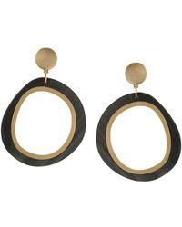 Trina Turk - Doorknocker Earrings - Lyst