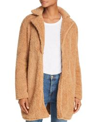 The Fifth Label - Fifth Label Paige Teddy Bear Coat - Lyst