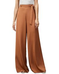 Lafayette 148 New York Jackson Wide - Leg Trousers - Brown